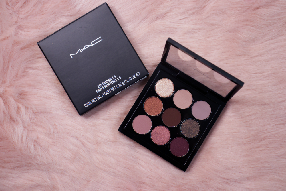 Burgundy Times Nine Eyeshadow Palette