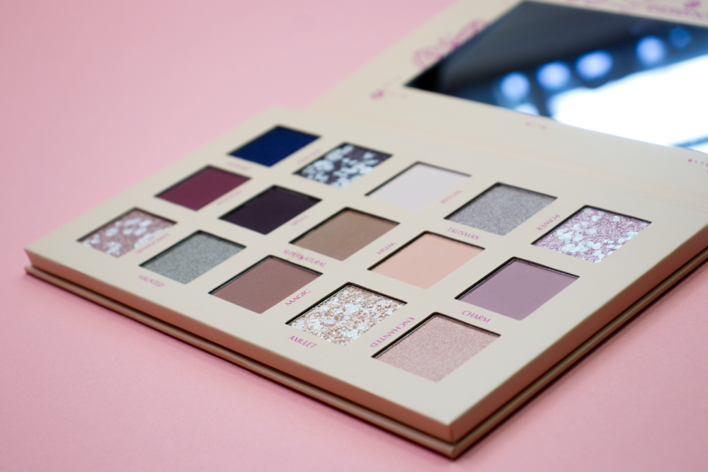 The Witch Side Palette