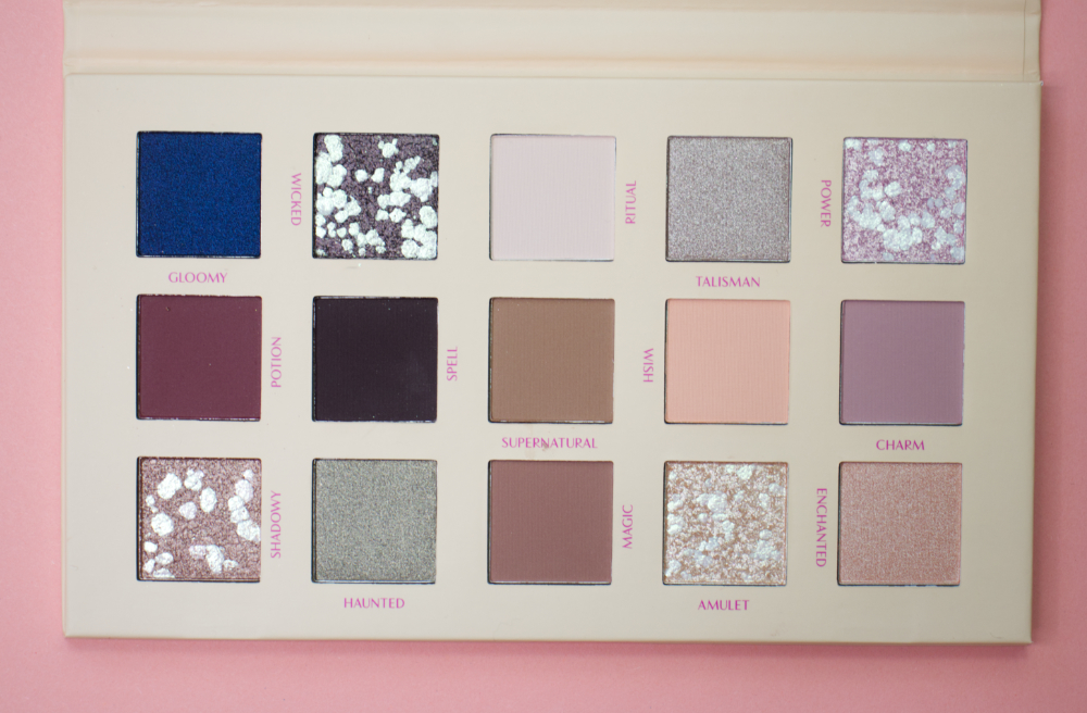 Essence - The Witch Side Palette