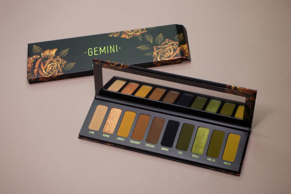 Gemini Palette