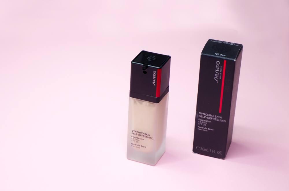 Synchro Skin Foundation