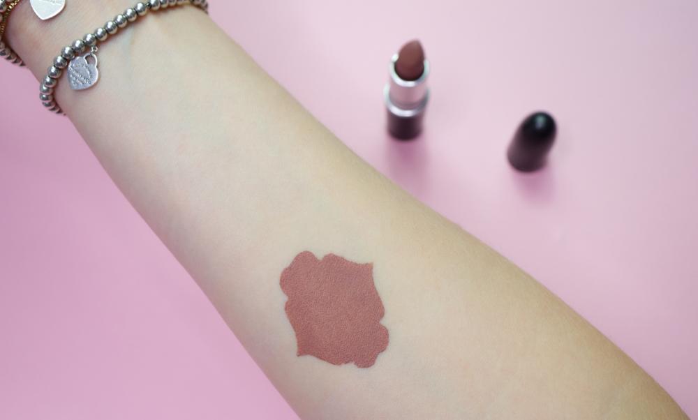 MAC Lipstick Bronx