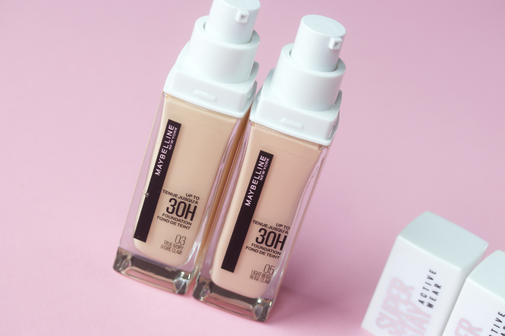 Maybelline Super Stay Active Wear Foundation