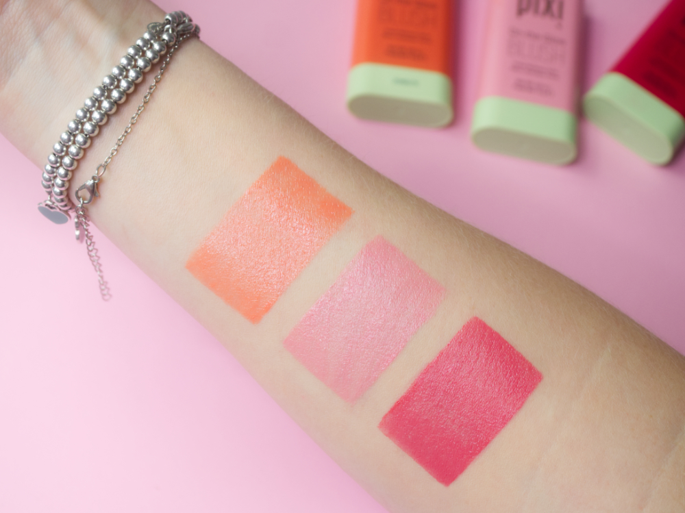 Pixi On-the-Glow Blush Review