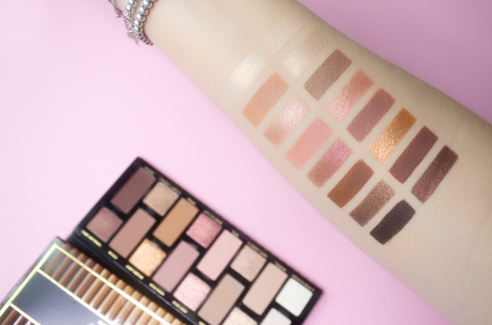 Too Faced The Natural Nudes Palette